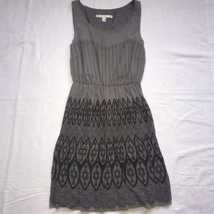 Lauren Conrad midi dress size 4